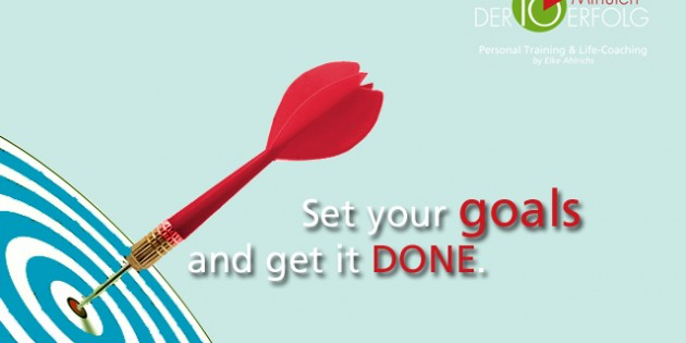 Set your goals and get it done!