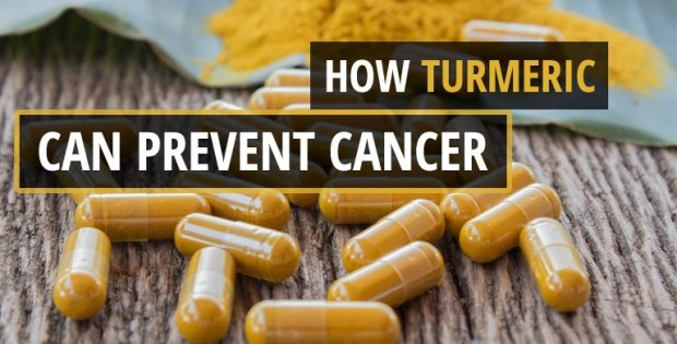 How Tumeric can prevent Cancer a