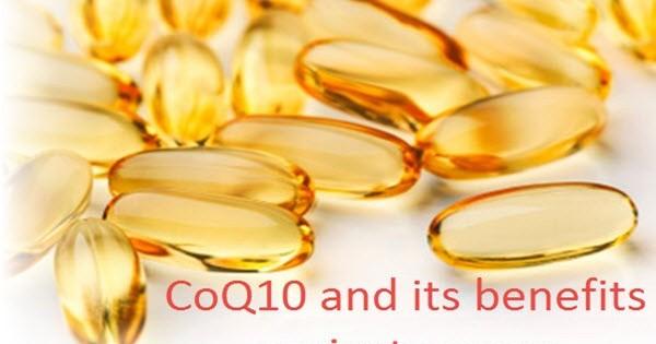 Die Rolle von CoQ10 bei Krebs